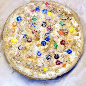M&M Cannoli Pie